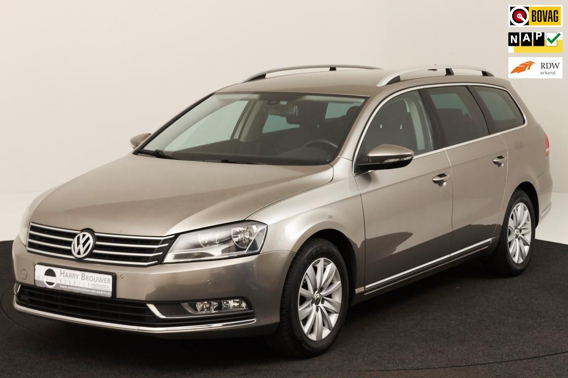 Volkswagen Passat Variant occasion - Autobedrijf Harry Brouwer B.V.