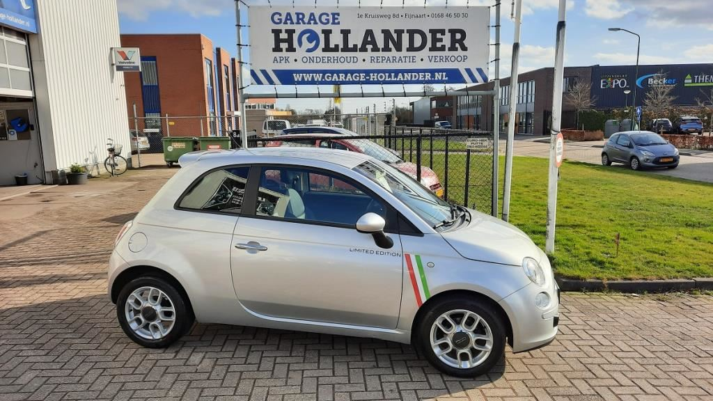 Fiat 500 occasion - Garage Hollander