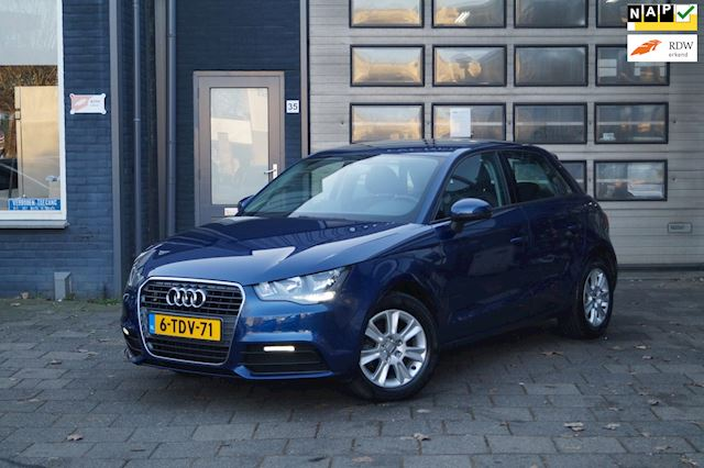 Audi A1 Sportback 1.2 TFSI Attraction Pro Line Business  Navi  5-DRS  Camera VA