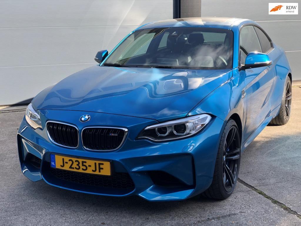 BMW 2-serie Coupé occasion - SAVEMO