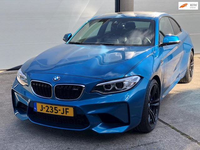 BMW 2-serie Coupé occasion - SAVEMO