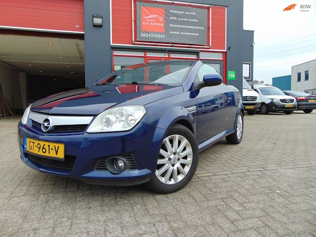Opel Tigra TwinTop occasion - E.T. Auto's