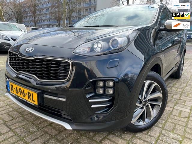 Kia Sportage 1.6 T-GDI 4WD GT-Line Navi/Leer/Pano/Opendak/Trekhaak