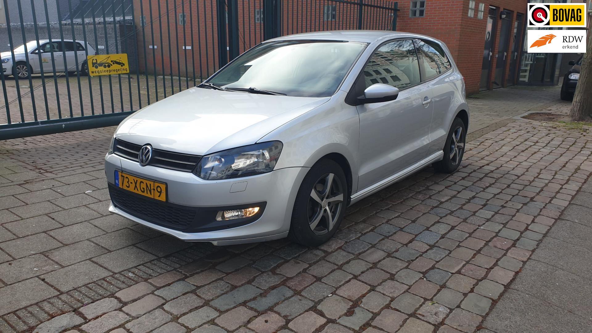 Volkswagen Polo occasion - Garage AG