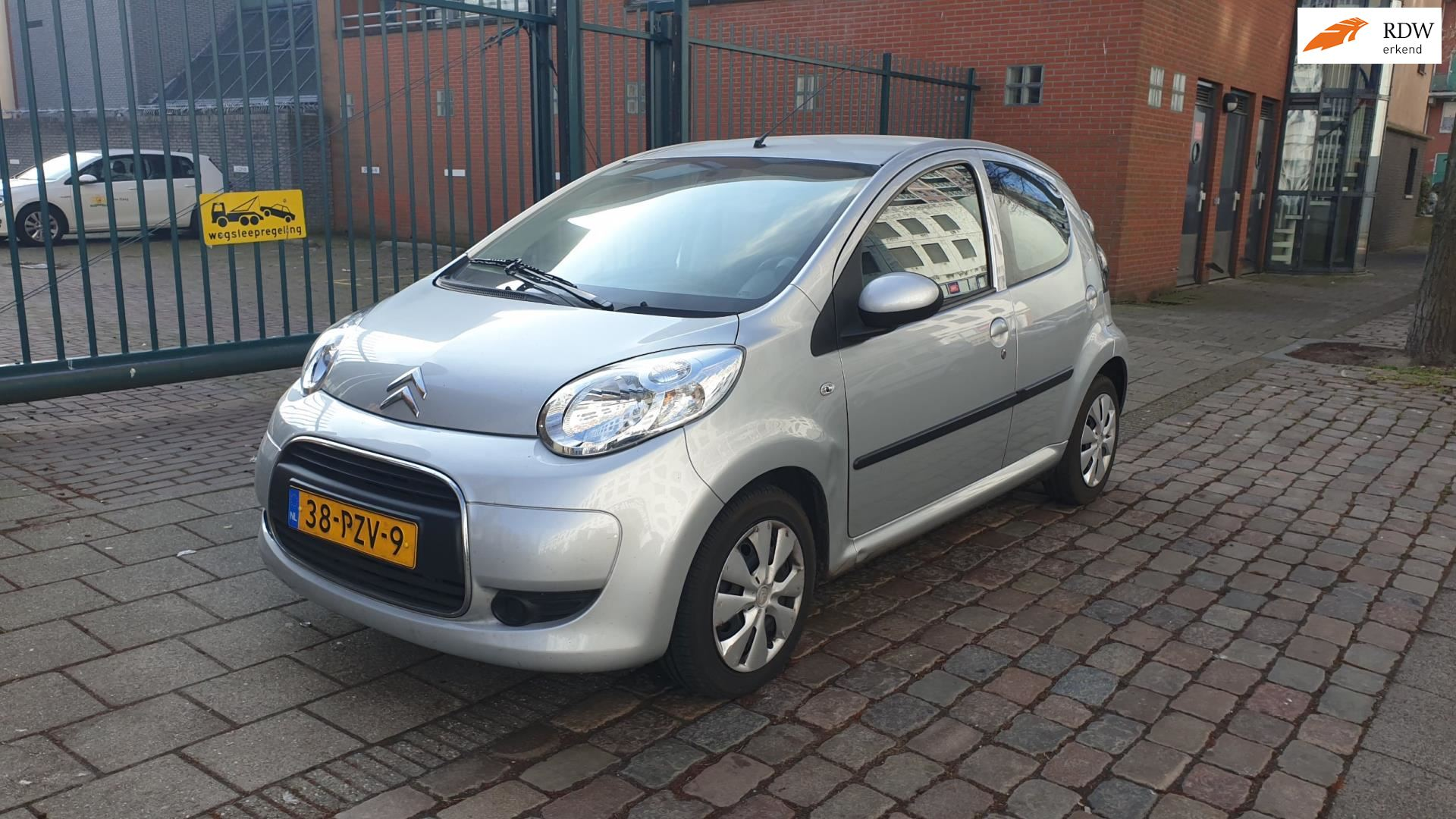 Citroen C1 occasion - Garage AG