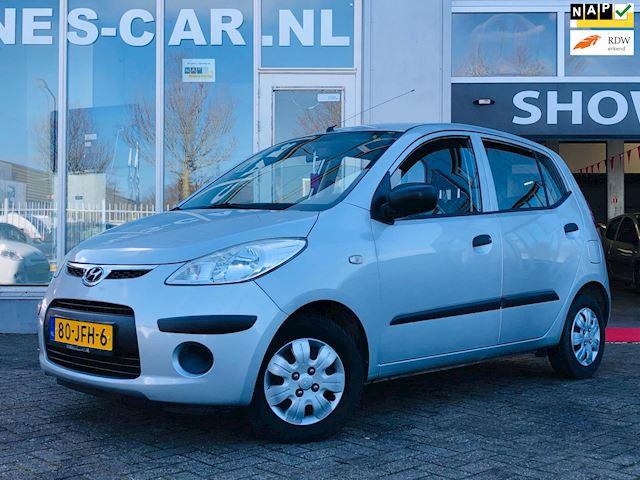 Hyundai I10 1.1 Active Cool 77Dkm NAP, 6/12 MAANDEN GARANTIE! Airco, Nieuwstaat!!