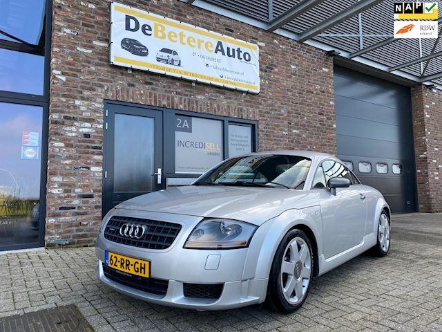 Audi TT occasion - DeBetereAuto