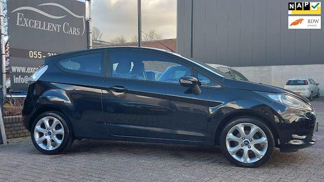 Ford Fiesta 1.25 Sport 3Drs. 82PK  Airco/16Inch/El.Pakket