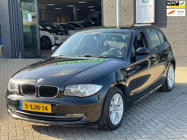 BMW 1-serie 116i Executive /5-DRS/AIRCO/CRUISCON/6-BAK/NAP!!