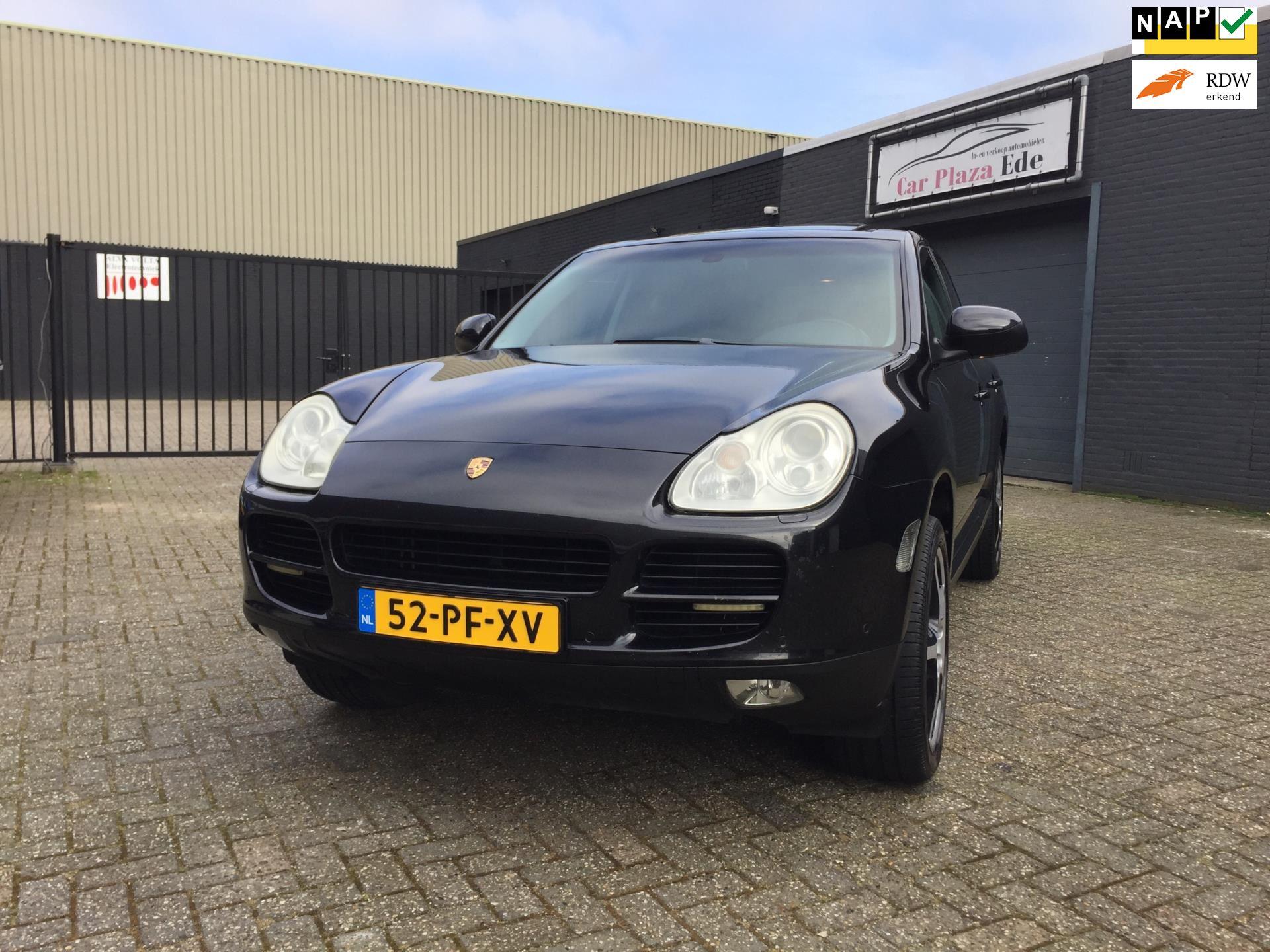 Porsche Cayenne occasion - Carplaza Ede