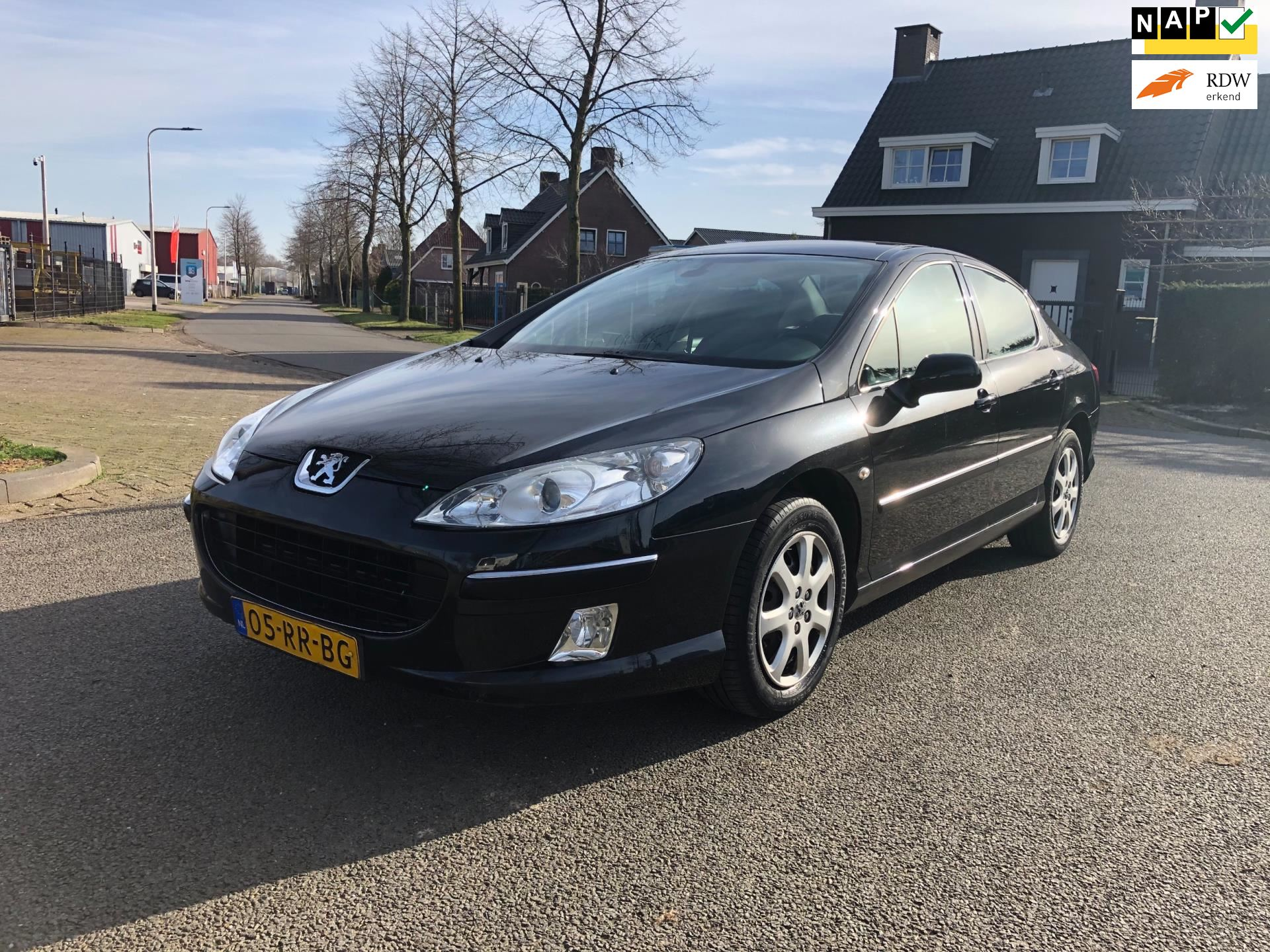 Peugeot 407 occasion - ABV Holland