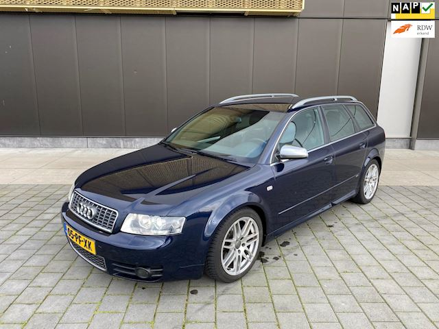 Audi A4 Avant occasion - Zwaard Auto's