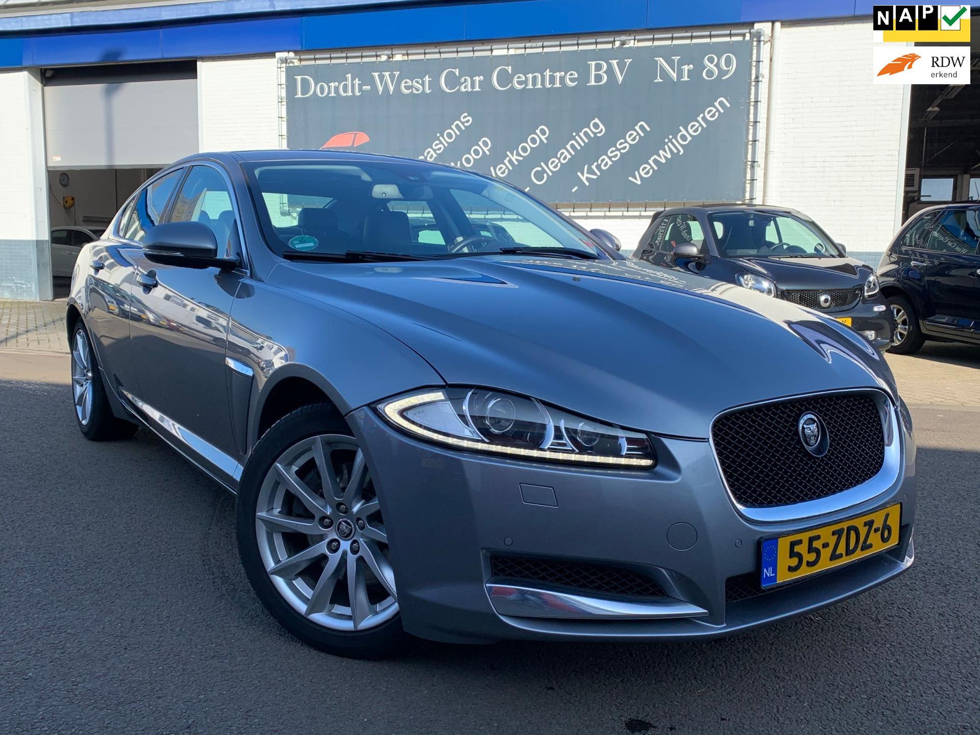 Jaguar XF occasion - Dordt-West Car Centre BV