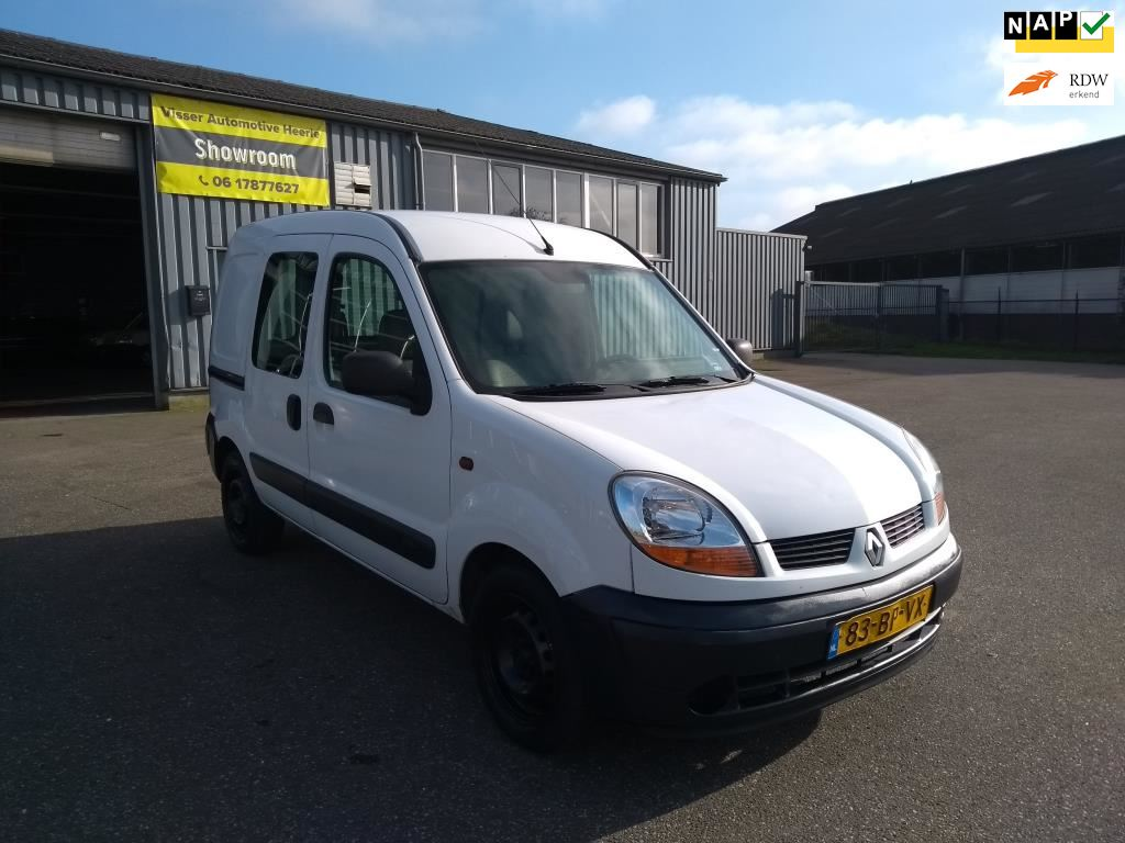 Renault Kangoo Express occasion - Visser Automotive Heerle