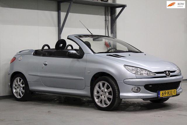 Peugeot 206 CC 1.6-16V | Netjes | Climate Control | APK 03-2022
