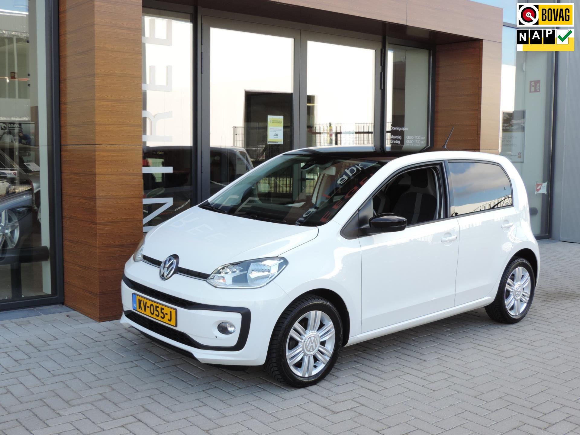 Volkswagen Up occasion - Autobedrijf van Meegen