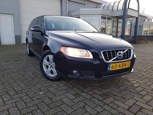 Volvo V70 2.4D Limited Edition aut leer
