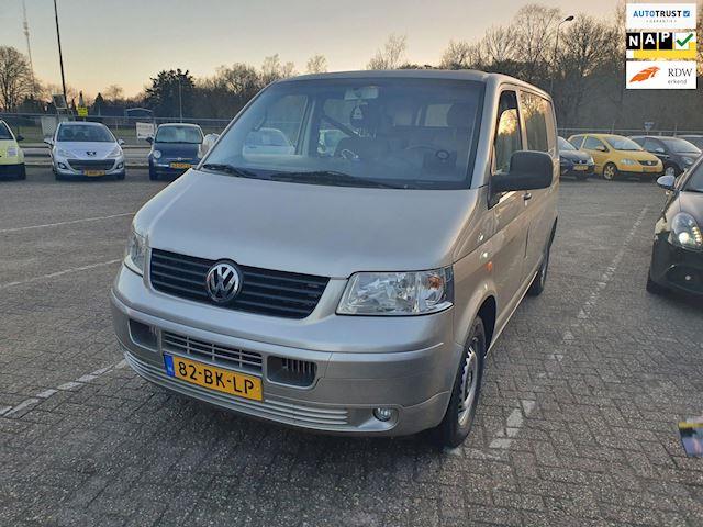 Volkswagen Transporter 2.5 TDI 300 Budgetline DC bak schiet uit de 4