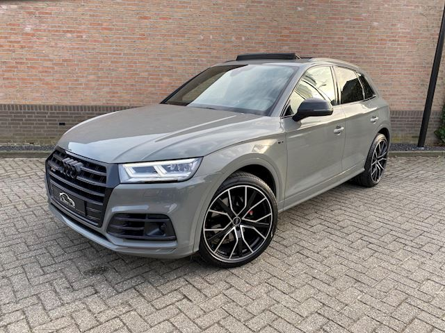 Audi Q5 occasion - Kelvin Duin Auto's