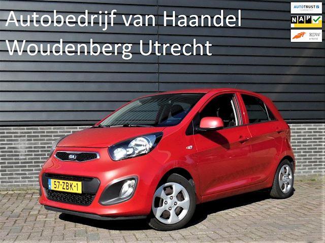 Kia Picanto occasion - Autobedrijf Gerard van Haandel