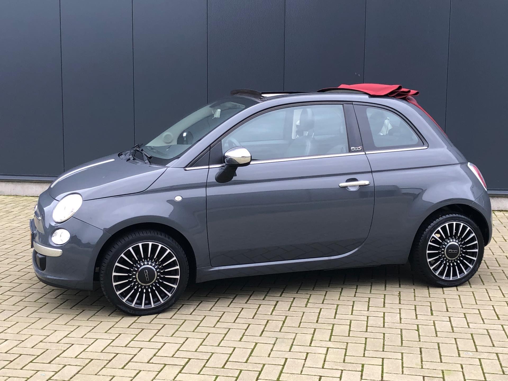 Fiat 500 C occasion - Dealer Outlet Cuijk b.v.