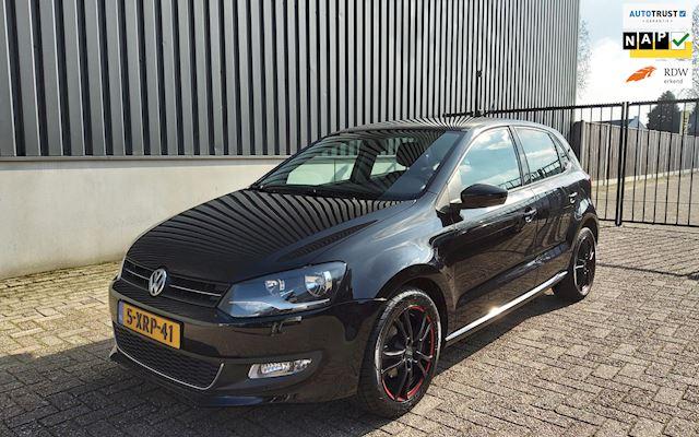 Volkswagen Polo 1.4-16V Highline / Leer pakket / Nieuwstaat!
