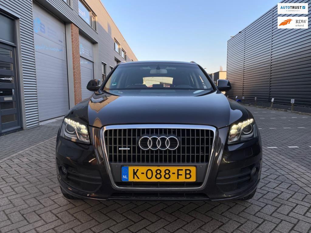 Audi Q5 occasion - HRA Auto Service