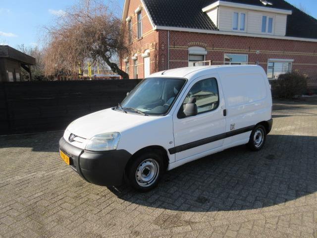 Peugeot Partner occasion - Wisselink Auto's