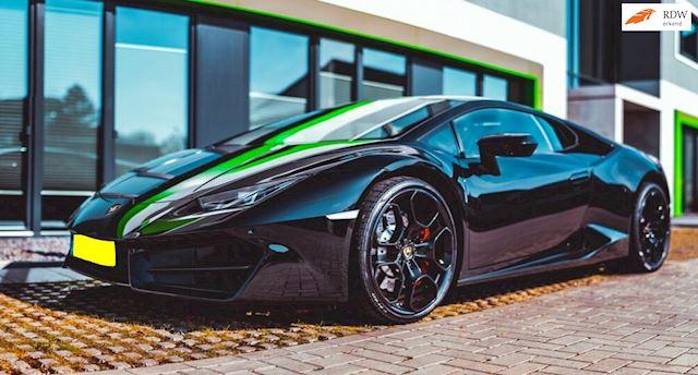 Lamborghini Huracan occasion - Car Gallery de Adelaar