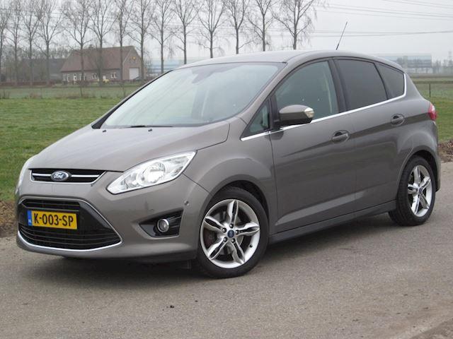 Ford C-Max 1.6 EcoBoost Full ECC/NAVIG/PDC/LEER/KEYLESS GO