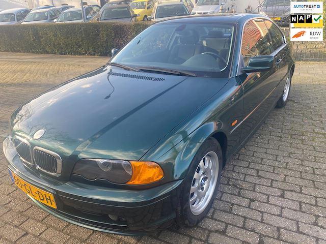 BMW 3-serie Coupé occasion - Autobedrijf Tiesje Verhoeven