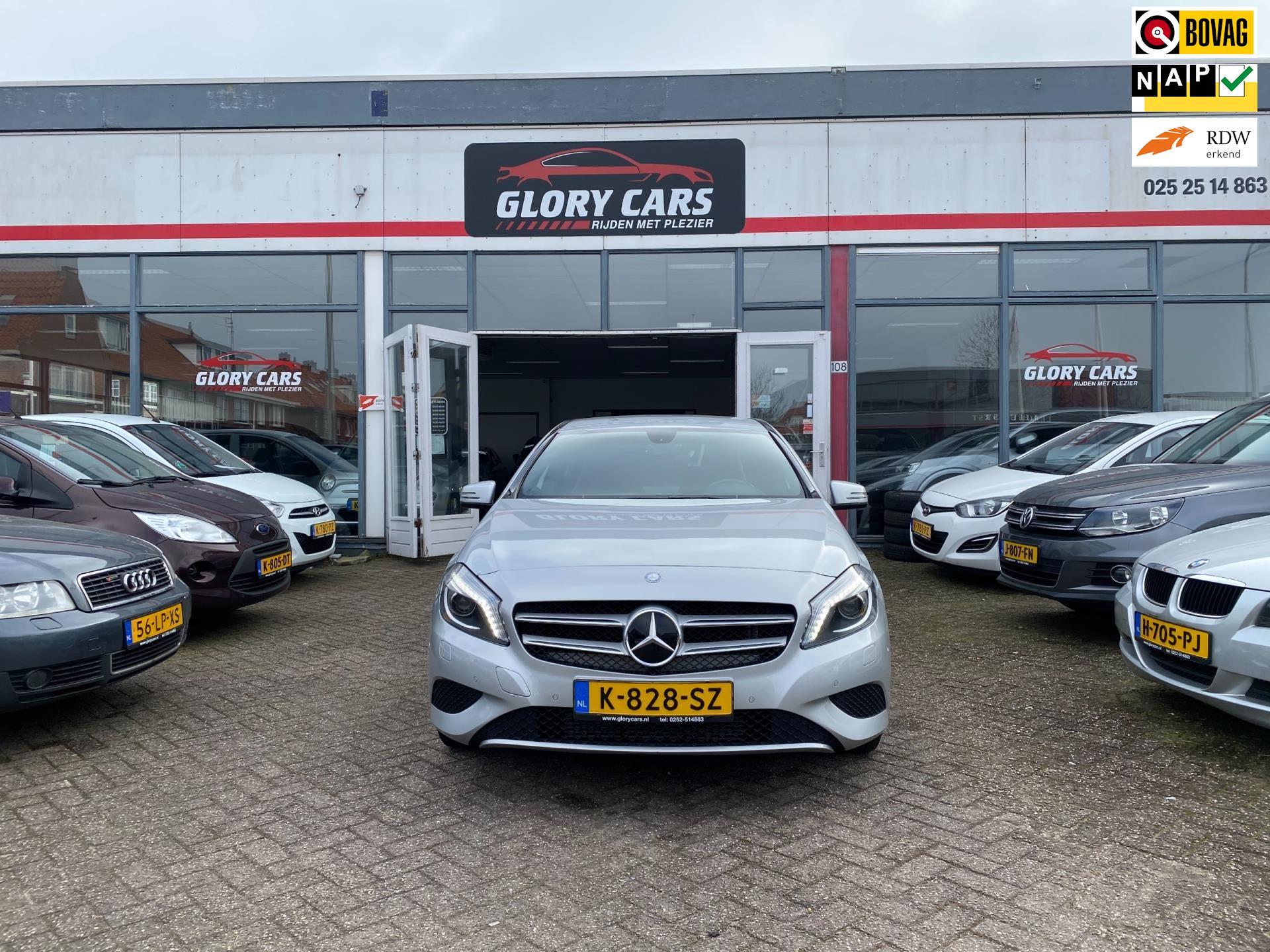 Mercedes-Benz A-klasse occasion - Glory Cars