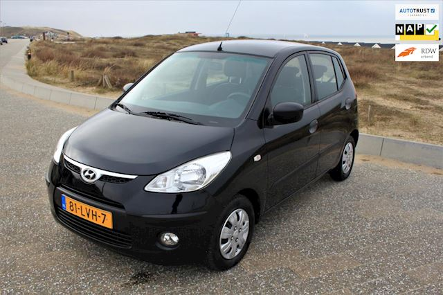 Hyundai I10 1.1 | Nieuwe APK | 119.454 KM (NAP) | 4 Nieuwe banden|