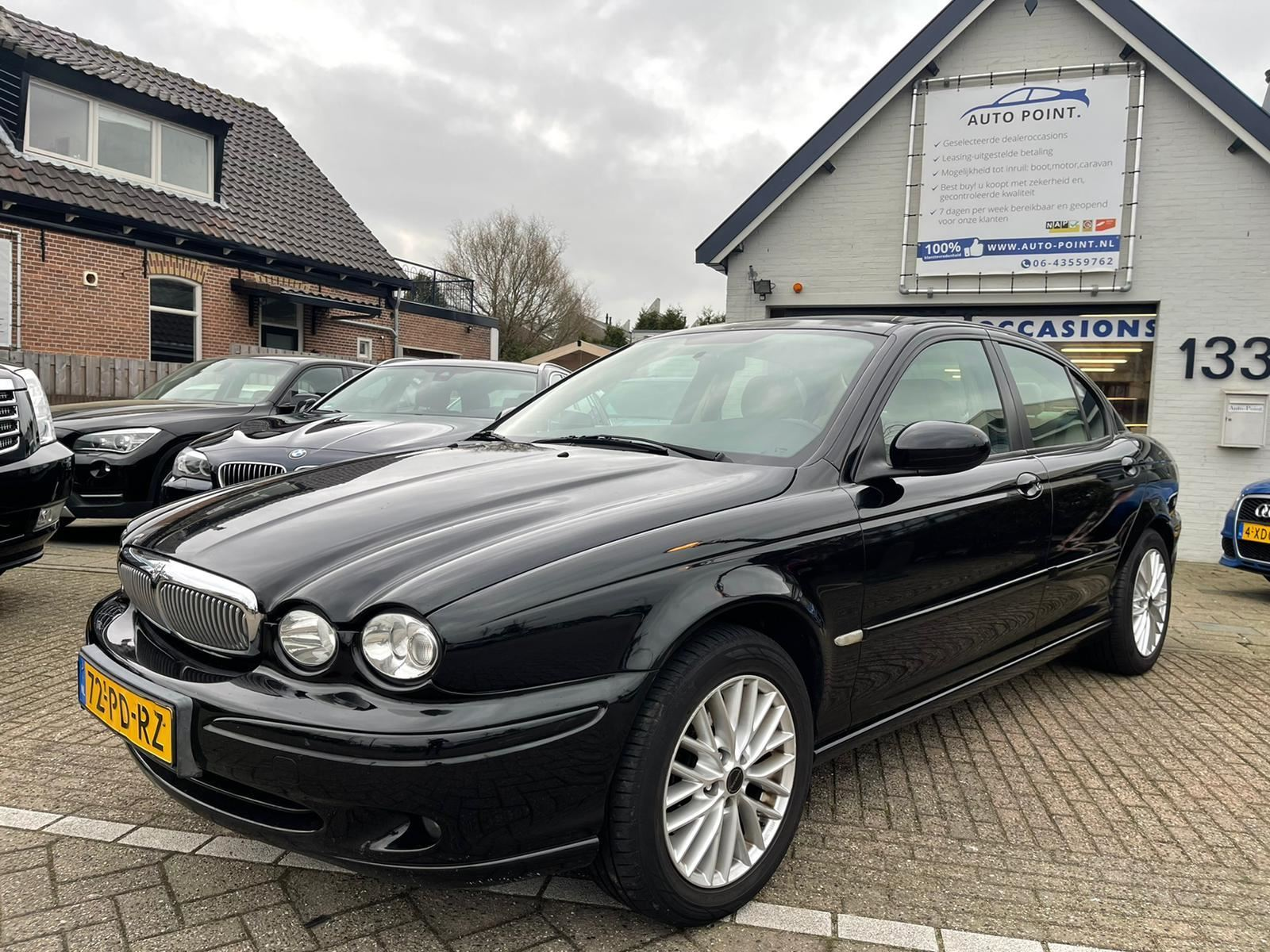 Jaguar X-type occasion - Auto Point