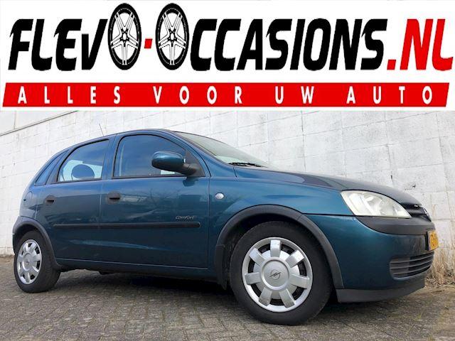 Opel Corsa 1.4-16V Comfort 5DR Automaat APK Elektrische Pakket