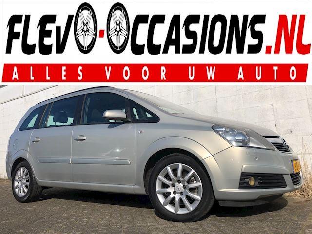 Opel Zafira 2.2 Temptation 7Pers NAP NWE APK Airco Cruise Xenon Trekhaak Elektrische Pakket
