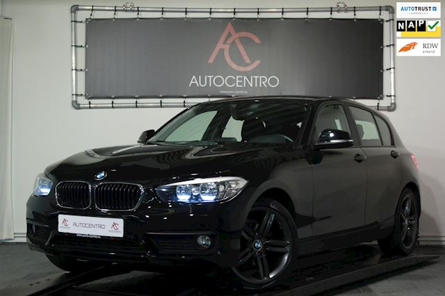 BMW 1-serie 116i / Dealer onderhouden / Cruise / PDC V+A
