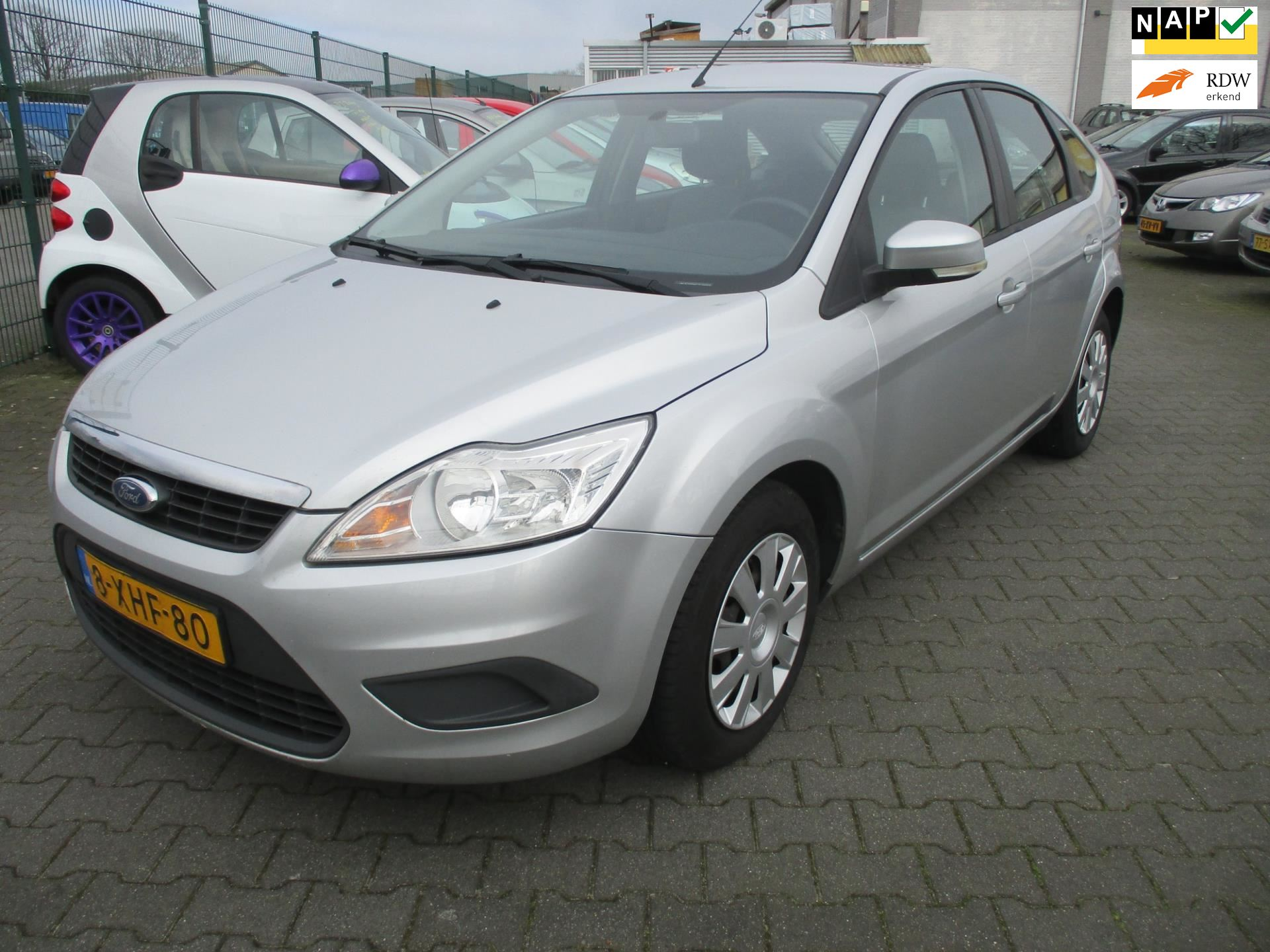Ford Focus occasion - Harry Jakab Auto's