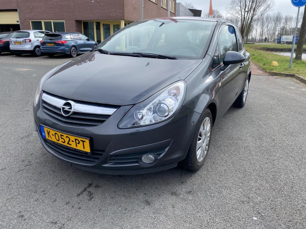 Opel Corsa occasion - Auto Herai