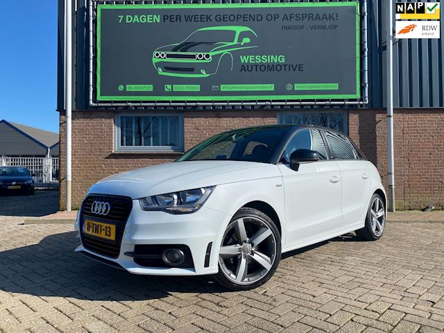 Audi A1 Sportback occasion - Wessing Automotive