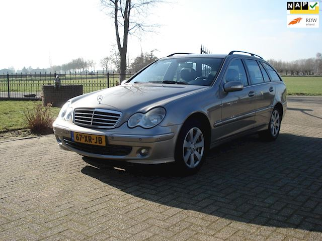 Mercedes-Benz C-klasse Combi occasion - Blakenburg Auto's