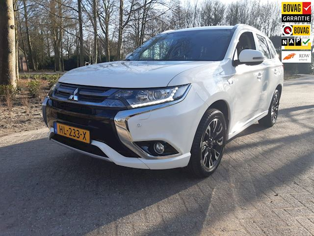 Mitsubishi Outlander 2.0 PHEV Executive Edition