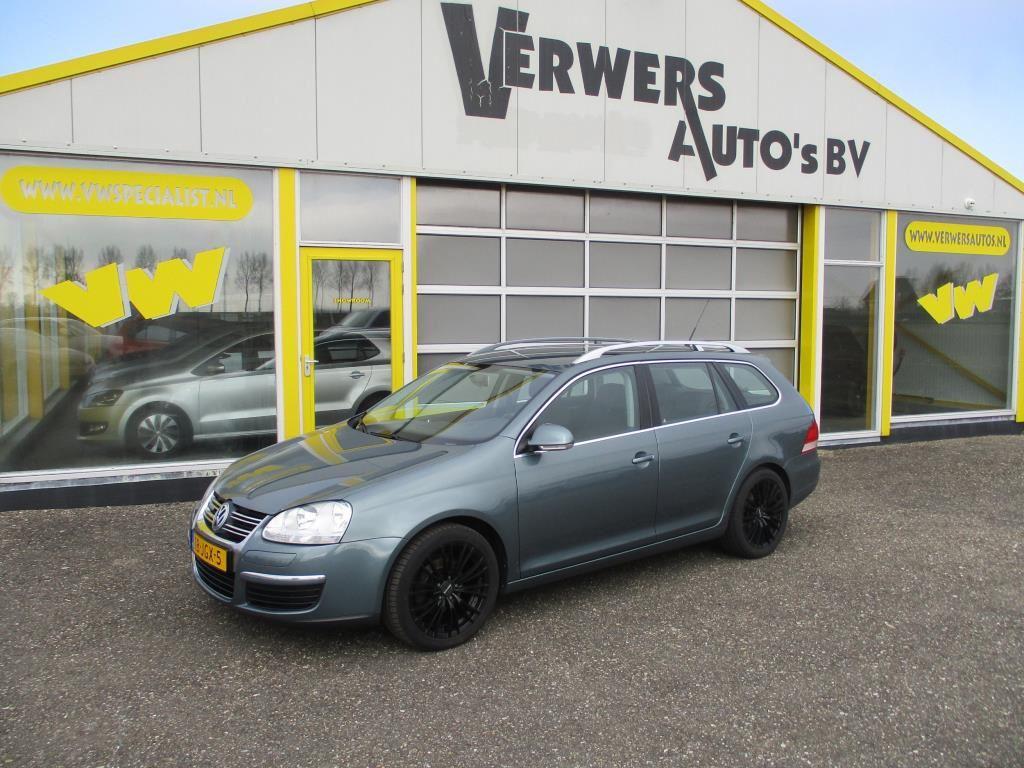 Volkswagen Golf Variant occasion - Verwers Auto's BV