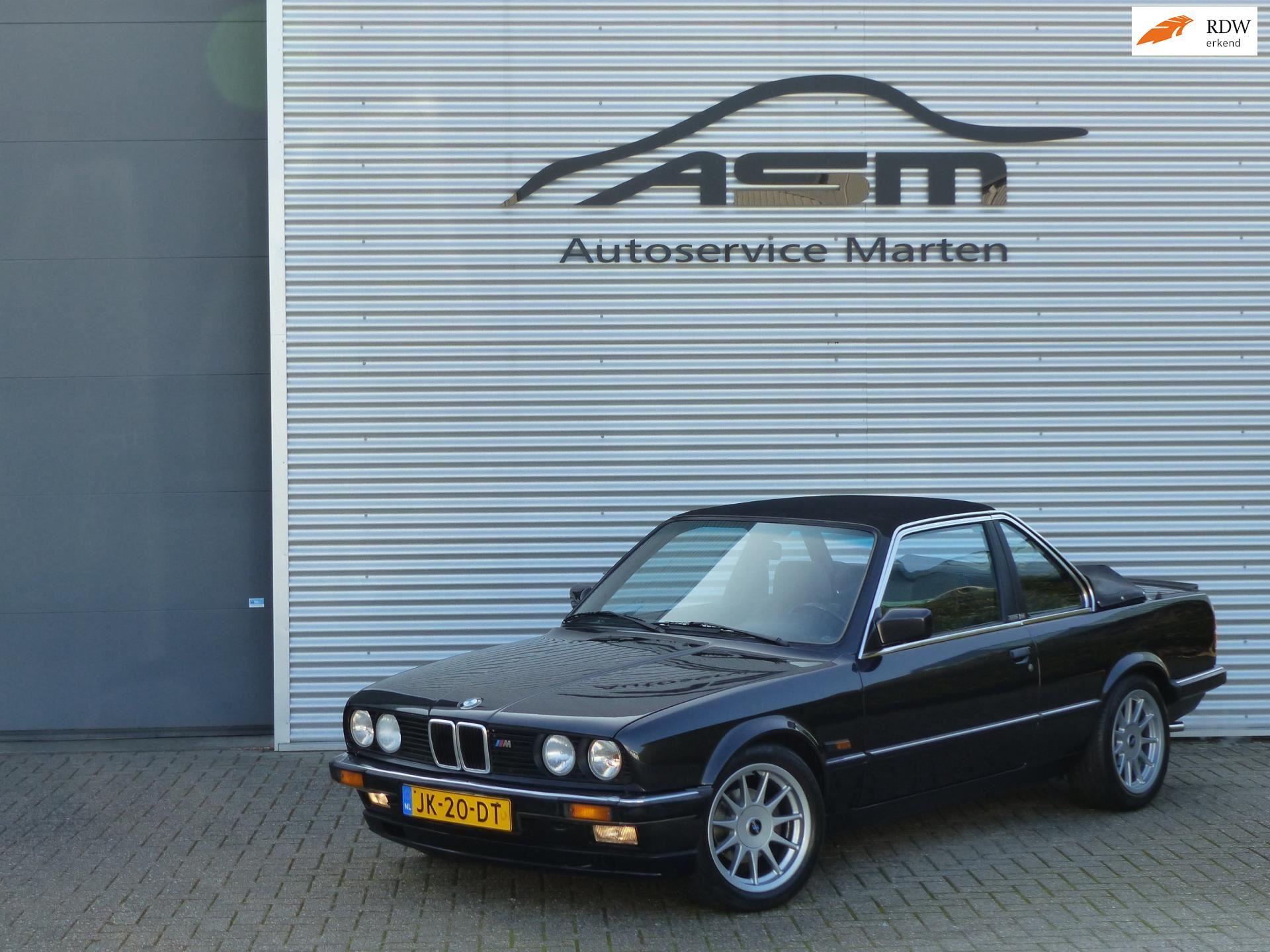 BMW E30 323 i Baur occasion - ASM Autoservice Marten