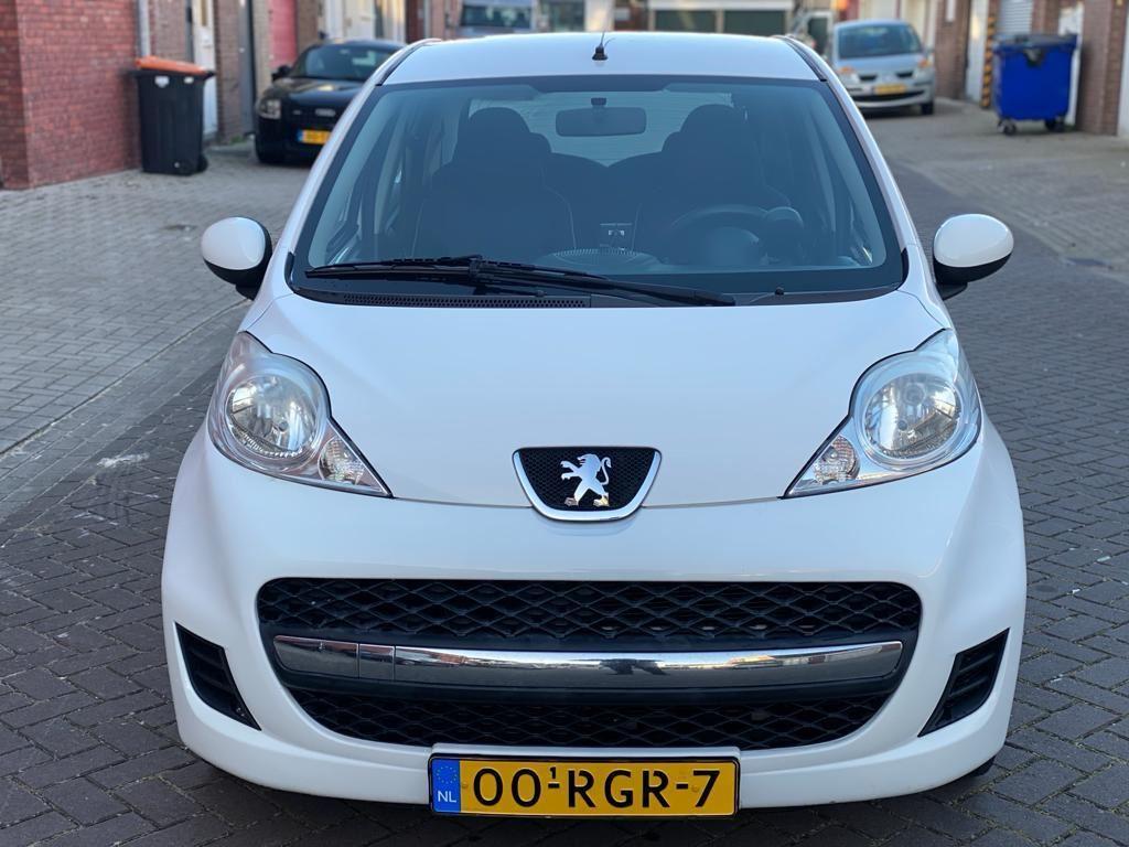 Peugeot 107 occasion - Autohuis NL