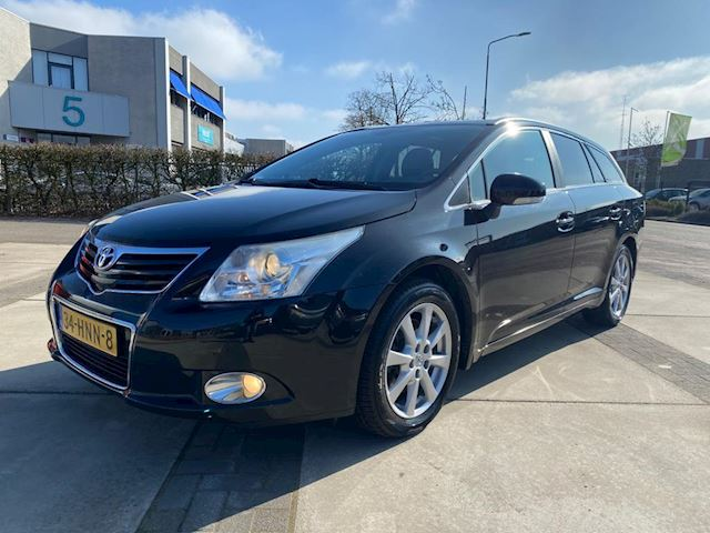 Toyota Avensis Wagon 2.2 D-4D Panoramic Business Special *PANO/CLIMA/NAP*