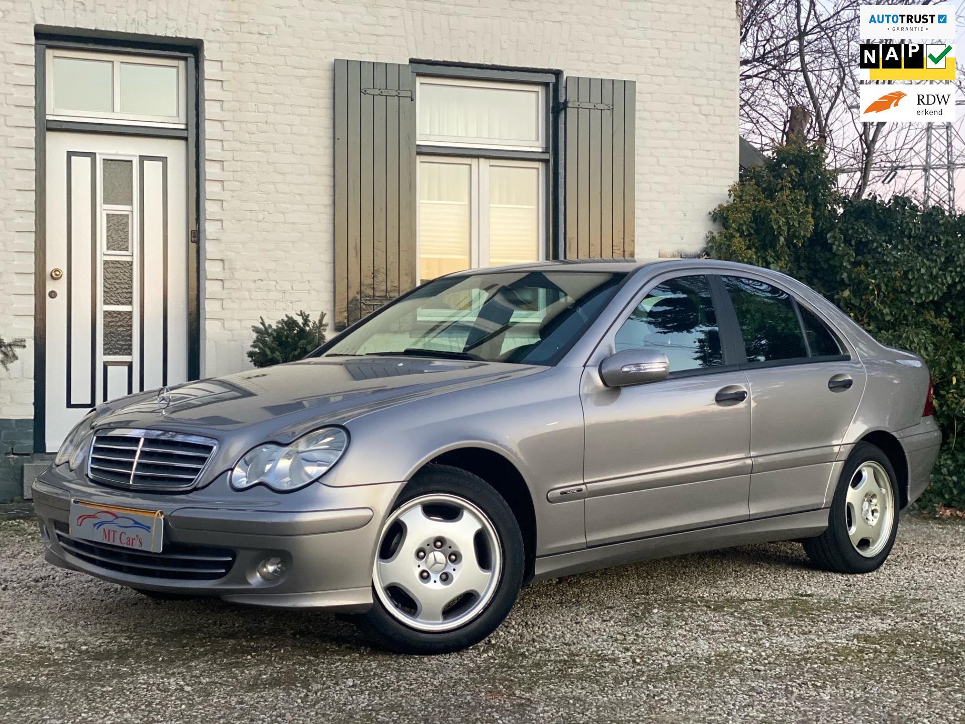 Mercedes-Benz C-klasse occasion - M.T.  Cars & Carcleaningcenter
