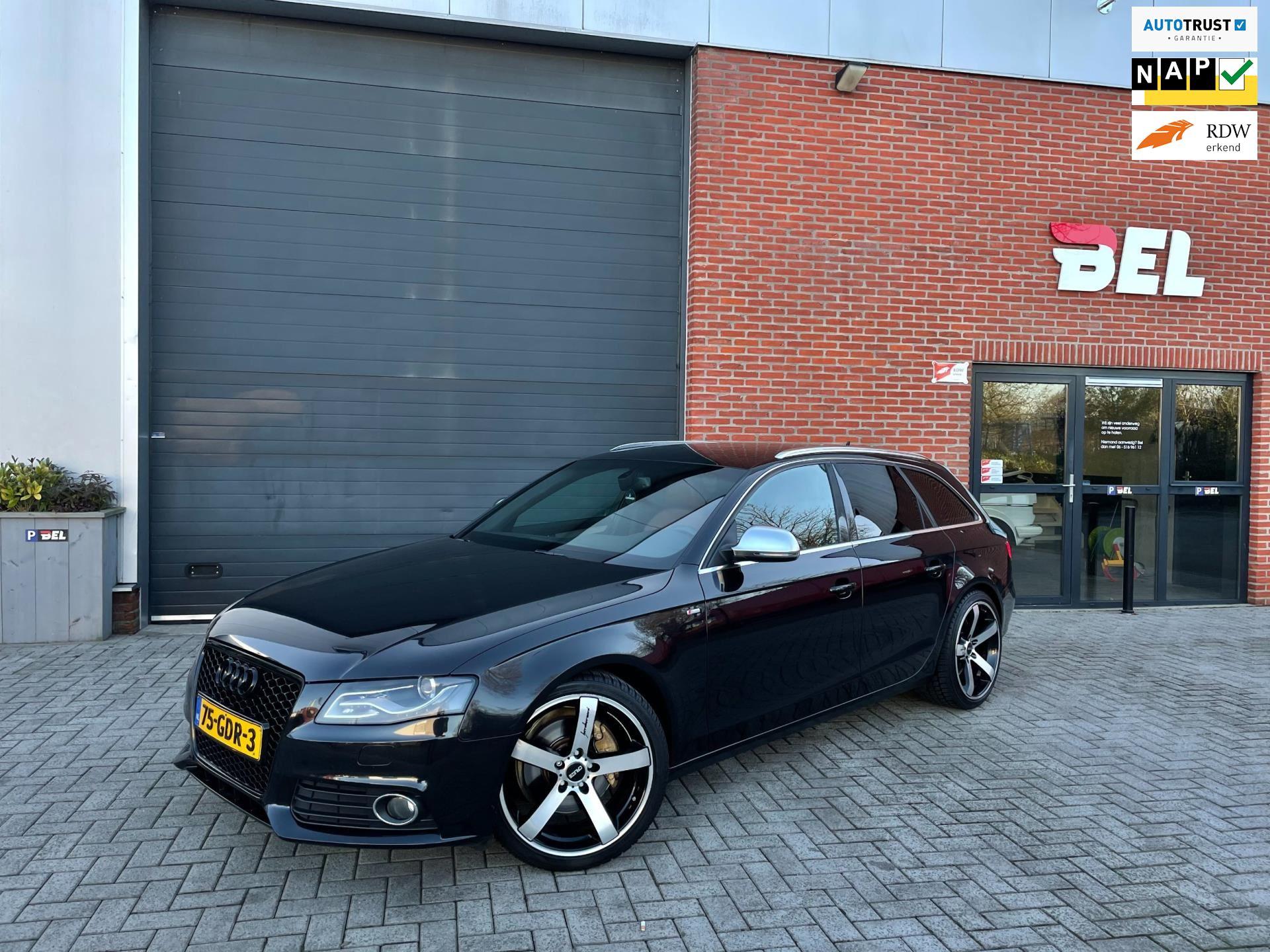 Audi A4 Avant occasion - Bel Auto's