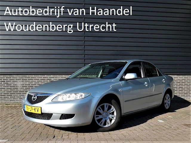 Mazda 6 occasion - Autobedrijf Gerard van Haandel