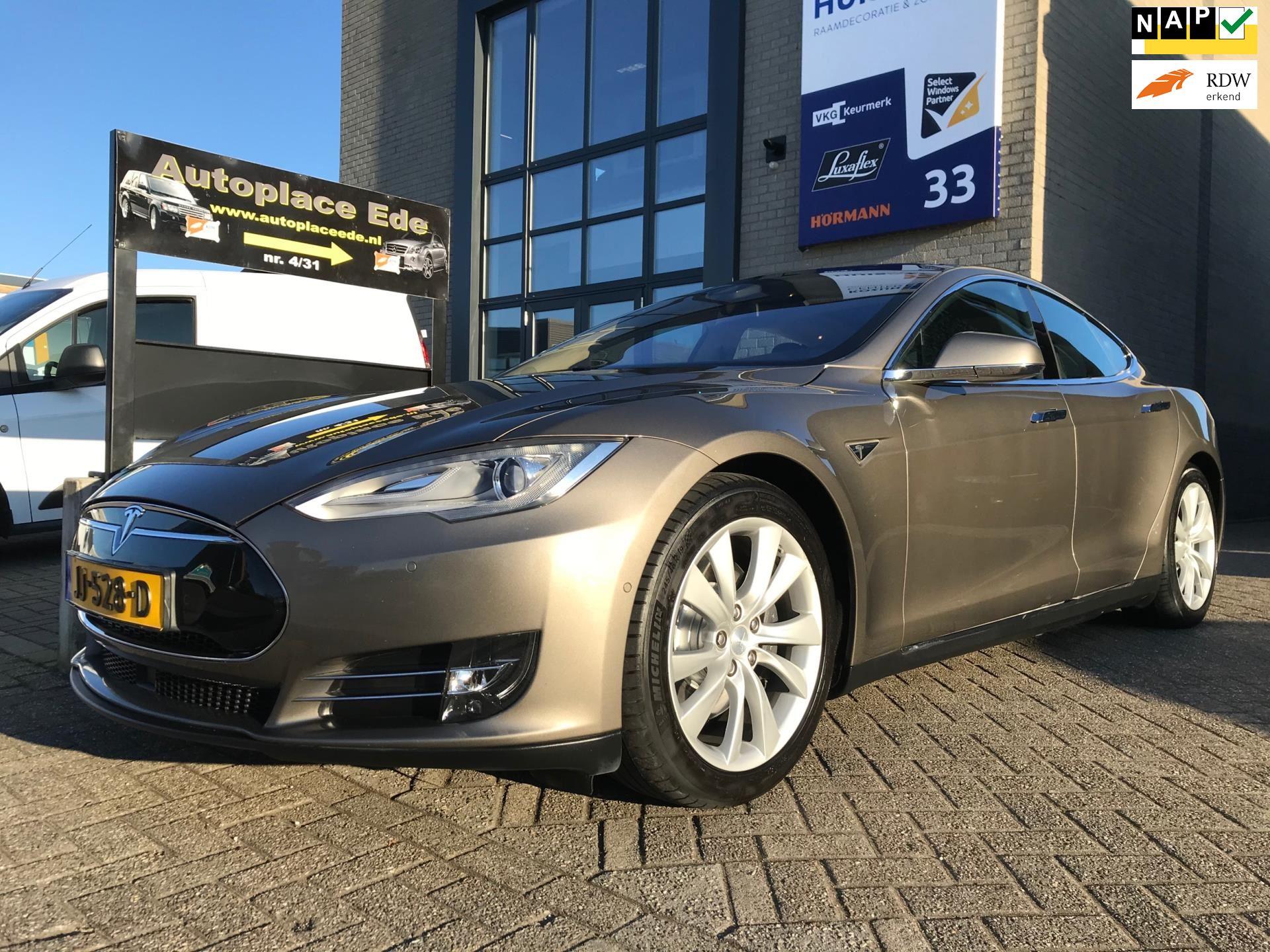 Tesla Model S occasion - autoplaceede